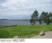 Купить «Берег озера», фото № 492965, снято 1 августа 2008 г. (c) Александр Тёмин / Фотобанк Лори