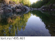 Река Кумир. Стоковое фото, фотограф Tabashnikov Alexei / Фотобанк Лори