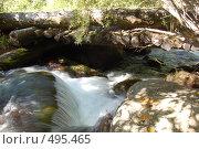 Горная река. Стоковое фото, фотограф Tabashnikov Alexei / Фотобанк Лори