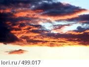 Купить «Разноцветные облака», фото № 499017, снято 14 мая 2007 г. (c) A Челмодеев / Фотобанк Лори