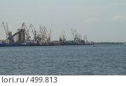Купить «Фабрика на реке», фото № 499813, снято 13 сентября 2008 г. (c) Игорь Муртазин / Фотобанк Лори
