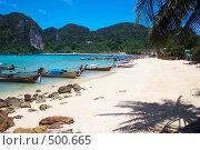 Купить «Тропический пейзаж», фото № 500665, снято 19 августа 2006 г. (c) Алексей Корсаков / Фотобанк Лори
