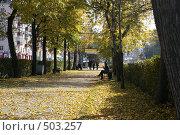 Комсомольский проспект, Пермь (2007 год). Редакционное фото, фотограф евгений блинов / Фотобанк Лори