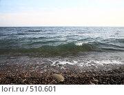 Берег моря. Стоковое фото, фотограф andros / Фотобанк Лори
