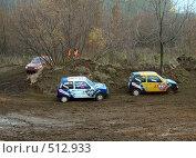 Купить «Ралли на автомобилях Ока», фото № 512933, снято 18 октября 2008 г. (c) Кардаполова Наталья / Фотобанк Лори