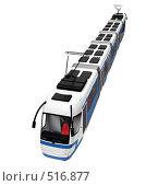 Купить «Трамвай», иллюстрация № 516877 (c) ИЛ / Фотобанк Лори