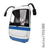 Купить «Трамвай», иллюстрация № 516889 (c) ИЛ / Фотобанк Лори