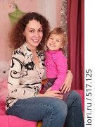 Купить «Мать и ребенок», фото № 517125, снято 21 октября 2019 г. (c) Losevsky Pavel / Фотобанк Лори