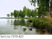 Купить «Летний пейзаж», фото № 519421, снято 19 августа 2008 г. (c) Стучалова Наталия / Фотобанк Лори