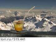 Купить «Горячительный коктейль», фото № 519441, снято 11 марта 2008 г. (c) Ярослава Синицына / Фотобанк Лори