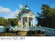 Купить «Адлер. Церковь Святой Троицы.», фото № 521361, снято 24 сентября 2008 г. (c) Валерий Александрович / Фотобанк Лори