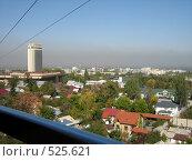 Купить «Вид с Коктобе, Алма-Ата», фото № 525621, снято 2 февраля 2005 г. (c) Камбулина Татьяна / Фотобанк Лори