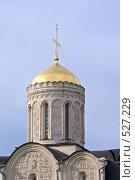 Купить «Старая церковь во Владимире», фото № 527229, снято 28 сентября 2008 г. (c) Андрей Старостин / Фотобанк Лори
