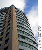Купить «Здание», фото № 527373, снято 27 октября 2008 г. (c) Алексей Байдин / Фотобанк Лори