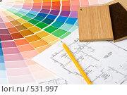 Купить «Оформление интерьера», фото № 531997, снято 23 октября 2008 г. (c) Мельников Дмитрий / Фотобанк Лори