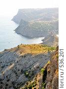 Купить «Генуэзская крепость в Балаклаве», фото № 536201, снято 11 июля 2008 г. (c) Максим Купрацевич / Фотобанк Лори