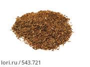 Семена зиры (кумина) на белом фоне. Стоковое фото, фотограф Дмитрий Крамар / Фотобанк Лори