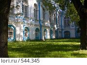 Купить «Санкт-Петербург. Смольный собор», фото № 544345, снято 28 июня 2008 г. (c) Андрюхина Анастасия / Фотобанк Лори