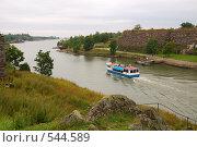 На острове Суоменлинна в Финляндии (2007 год). Редакционное фото, фотограф Владимир Горев / Фотобанк Лори