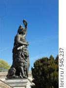 """Купить «Статуя """"Бавария"""",  Мюнхен», фото № 545237, снято 17 апреля 2007 г. (c) Игорь Шаталов / Фотобанк Лори"""