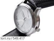 Купить «Наручные мужские часы», фото № 549417, снято 26 июня 2007 г. (c) Nelli / Фотобанк Лори