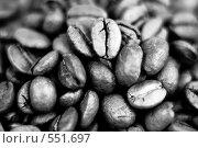 Кофейные зерна. Стоковое фото, фотограф Тарас Теницкий / Фотобанк Лори