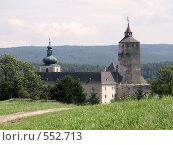 Замок в Австрии. Стоковое фото, фотограф Николаенкова Светлана / Фотобанк Лори