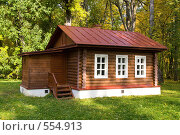 Купить «Баня», фото № 554913, снято 4 октября 2008 г. (c) Андрей Короткевич / Фотобанк Лори
