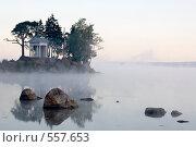 Купить «Усадьба Монрепо. Храм Нептуна. Восход», фото № 557653, снято 16 сентября 2006 г. (c) Александр Бобырь / Фотобанк Лори
