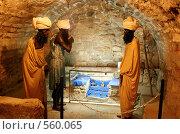 Купить «Атешгях - храм огнепоклонников (ныне музей), недалеко от Баку. Азербайджан», фото № 560065, снято 4 ноября 2008 г. (c) Алексей Зарубин / Фотобанк Лори