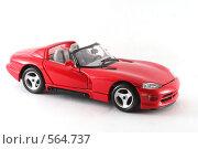 Купить «Enzo Ferrari. спортивный автомобиль. модель.», фото № 564737, снято 16 ноября 2008 г. (c) Vadim Tatarnitsev / Фотобанк Лори
