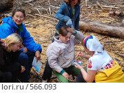 В ожидании своей очереди (2008 год). Редакционное фото, фотограф Terentiev Maxim / Фотобанк Лори