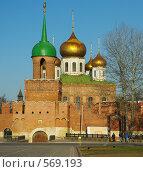 Тульский Кремль (2008 год). Редакционное фото, фотограф Власов Виктор Валентинович / Фотобанк Лори