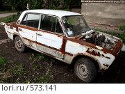 Автомобиль 21011 (2008 год). Редакционное фото, фотограф Абудеев Дмитрий / Фотобанк Лори