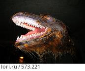 Динозавр. Стоковое фото, фотограф Дмитрий Горбик / Фотобанк Лори