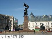 Купить «Памятники Владивостока», фото № 578885, снято 24 сентября 2008 г. (c) Анатолий Никитин / Фотобанк Лори