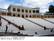 Купить «Нальчик. Летний театр», фото № 580077, снято 22 июня 2008 г. (c) Александр Тараканов / Фотобанк Лори