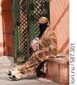 Женщина Востока (2008 год). Стоковое фото, фотограф Кирилл Дорофеев / Фотобанк Лори