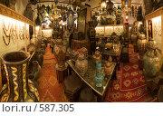 Магазин восточных товаров. Стоковое фото, фотограф Кирилл Дорофеев / Фотобанк Лори