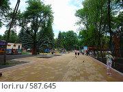 Купить «Нальчик. Парк культуры и отдыха», фото № 587645, снято 22 июня 2008 г. (c) Александр Тараканов / Фотобанк Лори