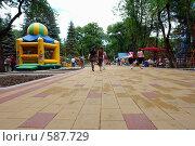 Купить «Нальчик. Парочки», фото № 587729, снято 22 июня 2008 г. (c) Александр Тараканов / Фотобанк Лори