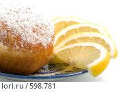 Купить «Десерт к чаю», фото № 598781, снято 30 ноября 2008 г. (c) Александр Чистяков / Фотобанк Лори