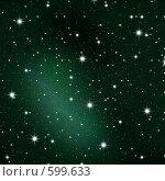 Купить «Зелёная туманность», иллюстрация № 599633 (c) Карелин Д.А. / Фотобанк Лори