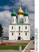 Православный Храм (2007 год). Стоковое фото, фотограф Андрей Солодовников / Фотобанк Лори