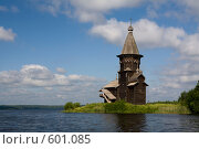 Купить «Карелия. Кондопога. Успенская церковь», фото № 601085, снято 13 июля 2008 г. (c) Александр Бобырь / Фотобанк Лори