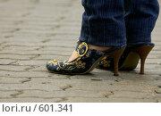 Купить «Туфли», фото № 601341, снято 19 апреля 2008 г. (c) Vasily Smirnov / Фотобанк Лори