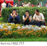 Купить «Дворники», эксклюзивное фото № 602717, снято 6 сентября 2008 г. (c) lana1501 / Фотобанк Лори