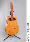 Купить «Гитара», фото № 609281, снято 10 октября 2007 г. (c) Аlexander Reshetnik / Фотобанк Лори