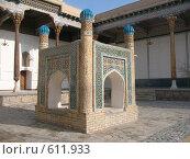 Купить «Мечеть в Бухаре, Узбекистан», фото № 611933, снято 5 января 2008 г. (c) Легкобыт Николай / Фотобанк Лори