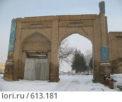 Купить «Узбекистан, Самарканд», фото № 613181, снято 10 января 2008 г. (c) Легкобыт Николай / Фотобанк Лори